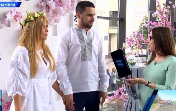 Нардеп одружився у прямому ефірі