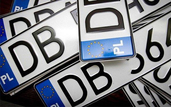 Прикордонники придумали, як зупинити потік машин на «евробляхах»