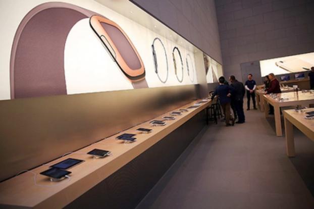 Стоимость Apple превысила 1000000000000 долларов
