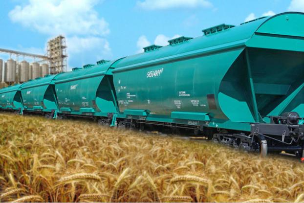 «Укрзалізниця» у 2018 збільшила парк зерновозів на понад 3 тис.