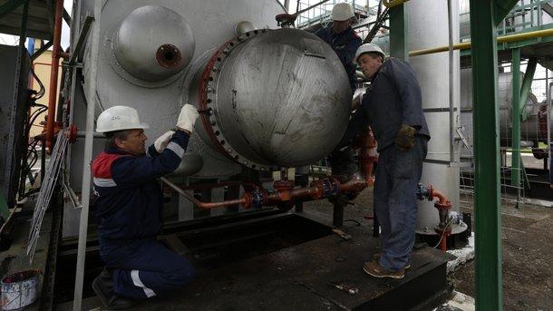Україна накопичила на зиму 15 мільярдів «кубів» газу