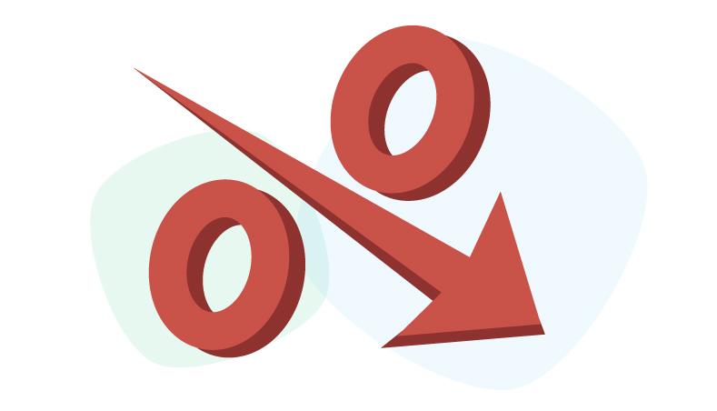 Самые низкие процентные ставки по кредитам в банках Украины